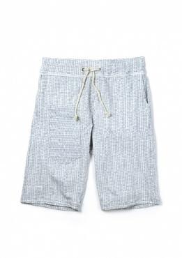 SlimJims Yoga Shorts - Pebble Print