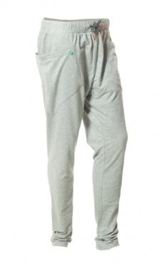 Mlife Yoga Pants - Grey Marl