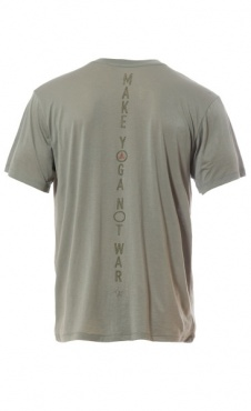 Mens Make Yoga Tee