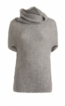 Knitted High Neck Sweater