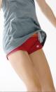 How Short Shorts - Tara Red - 2