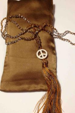 Mala Style - Peace Bronze W