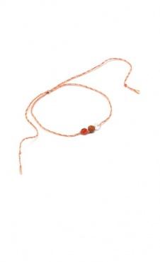 Happiness Bracelet - Carnelian 1S