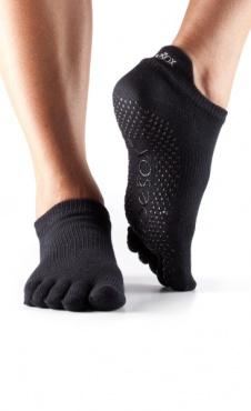 Toesox Full Toe - Black